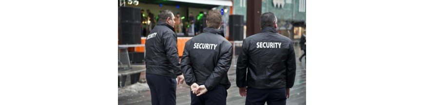 Uniform security & services